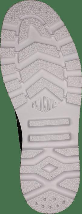 Palladium Blanc Hi Indigo Chaussures Homme