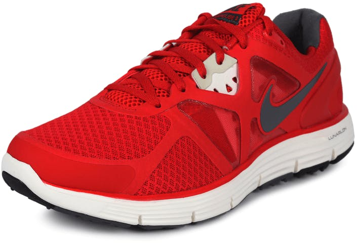 962df9e3cb50 Buy Nike Lunarglide +3 red Shoes Online