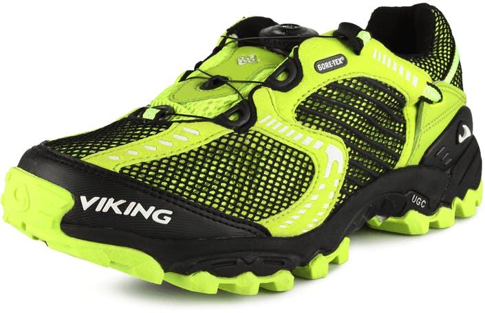 skor med boa snörning