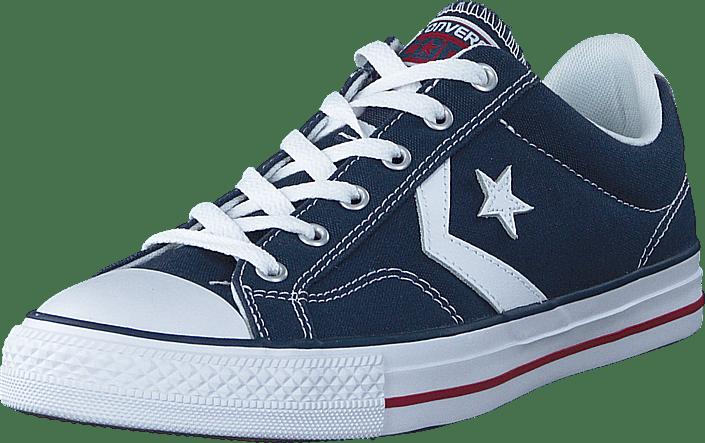 Star Player Ox Navy/ White