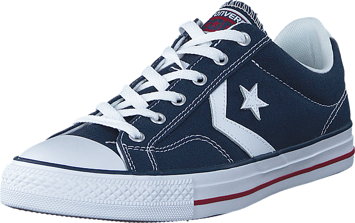 Converse - Star Player Ox Navy/ White