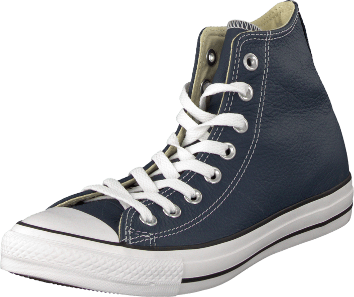 Sneakers Blå Og Leather Sportsko Sko Converse All 18345 Moonlight Online Star 03 Hi Køb qYBnznU