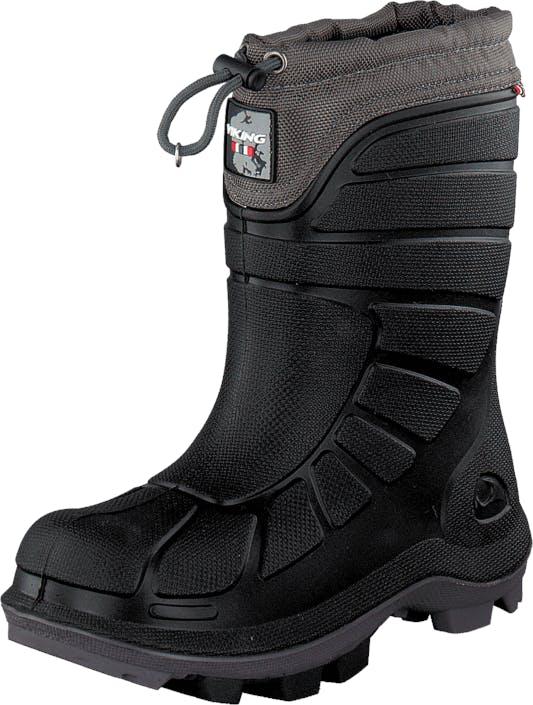 Viking Extreme Black/Grey, Skor, Stövlar & Stövletter, Gummistövlar, Svart, Barn, 31