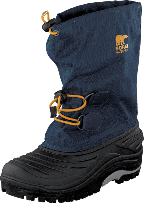 Sorel - Super Trooper 591 Nocturnal, Gallion