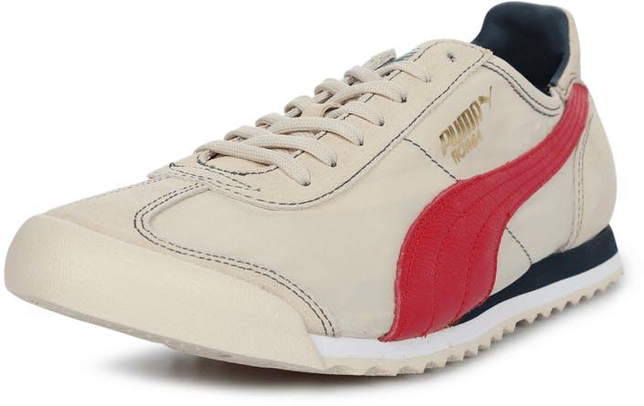 Buy Puma Roma Slim Nylon red Shoes Online  4144c2b6a