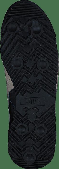 Buy Puma Roma Slim Nylon black Shoes Online  664aa6da9