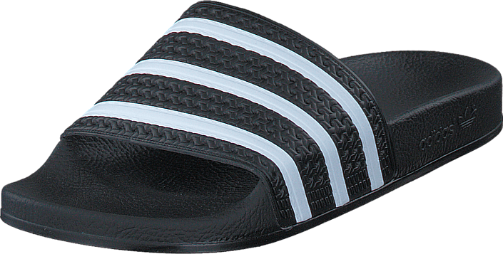 adidas Originals - Adilette Black 1/White/Black 1