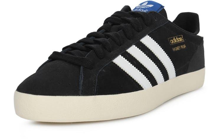Buy adidas Originals Basket Profi Lo black Shoes Online  bf8ad444e2338
