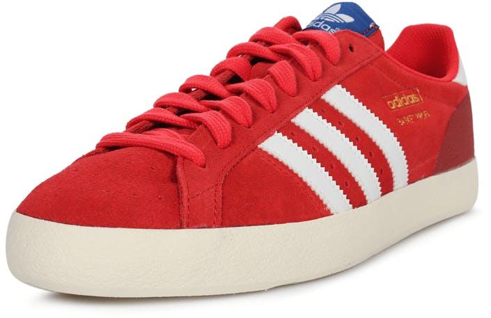 Köp adidas Originals Basket Profi Lo Röd Skor Online  9c0dc0374d1ee