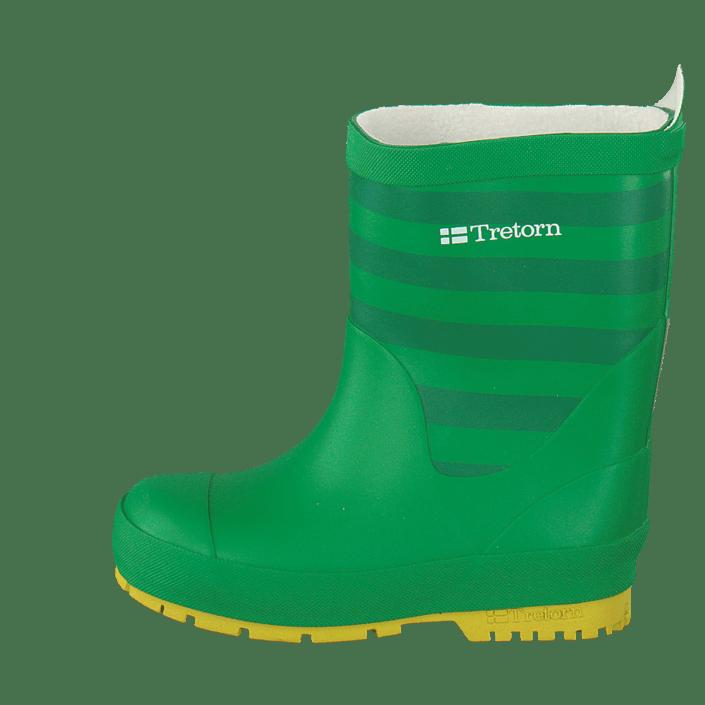 Köp Tretorn Strong S Green Skor Online | FOOTWAY.se