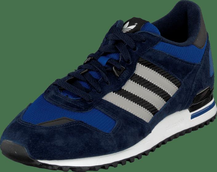 Adidas Originals ZX 700 Schuhe Navy Weiß Rot Verkaufen
