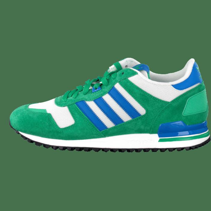 4436f3f6fde Koop adidas Originals Zx 700 Surf Green/Bluebird/White groene Schoenen  Online | FOOTWAY.nl