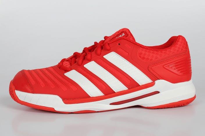 1eda3d52cdb Køb adidas Sport Performance Adipower Stabil 10 røde Sko Online ...