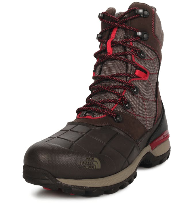 Acheter The North Face Snowsquall Tall Marron Chaussures