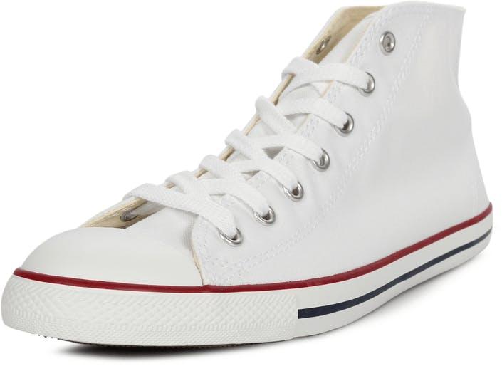 Converse All Star Dainty Mid Blau Schuhe Kaufen Online Footwayde