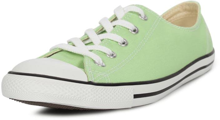 Osta Converse All Star Dainty OX vihreät Kengät Online  0dba9557a2