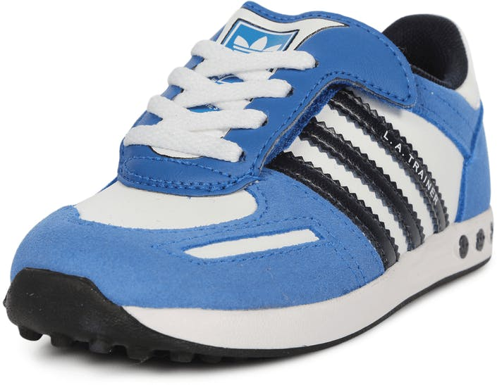 110b93fe729bd Buy adidas Originals La Trainer CF I blue Shoes Online