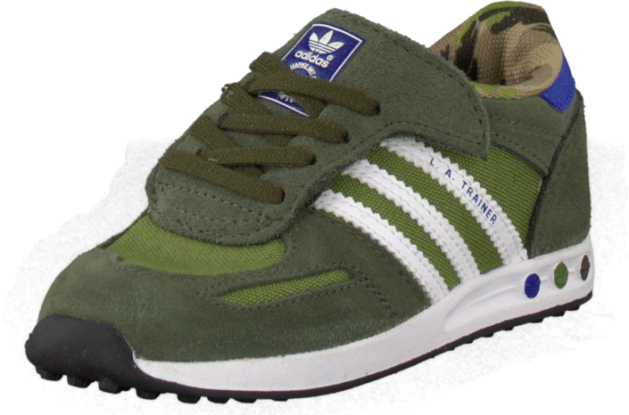 Osta adidas Originals La Trainer Cf I Night Cargo White ForeGreen ... 6169327340