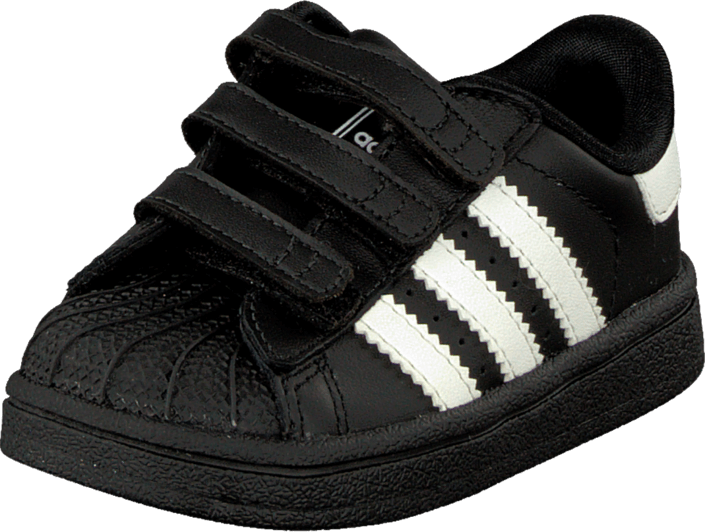 adidas Originals Barne Sko Superstar 2 CMF WhiteBlackWhite