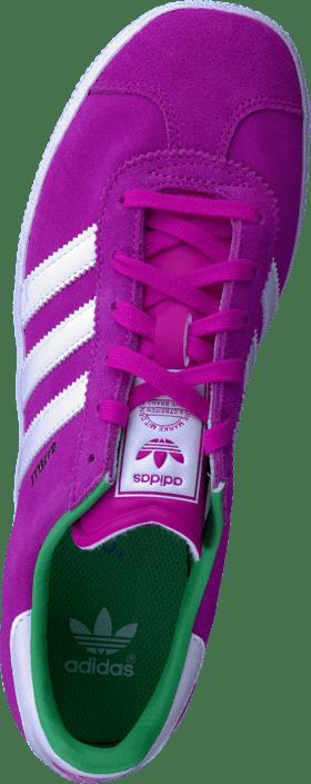 adidas Originals - Gazelle 2 J Pink/Ftwr White/Solo Mint-St