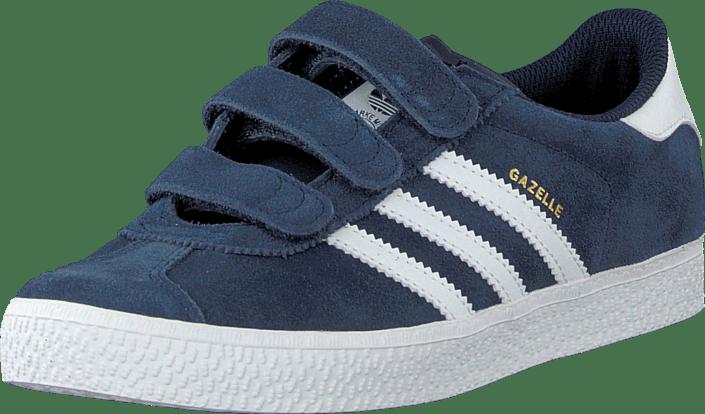 Køb adidas Originals Gazelle 2 J Collegiate Navy blå Sko