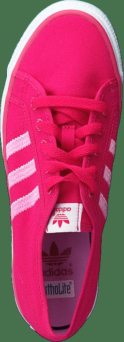 334868f8c08e3f Buy adidas Originals Nizza Lo K pink Shoes Online