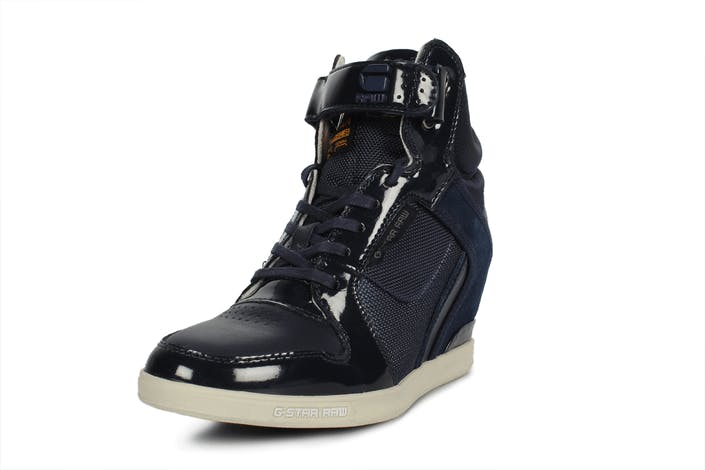 7c767d4e8033 Buy G-Star Raw Yard Bella Wedge blue Shoes Online