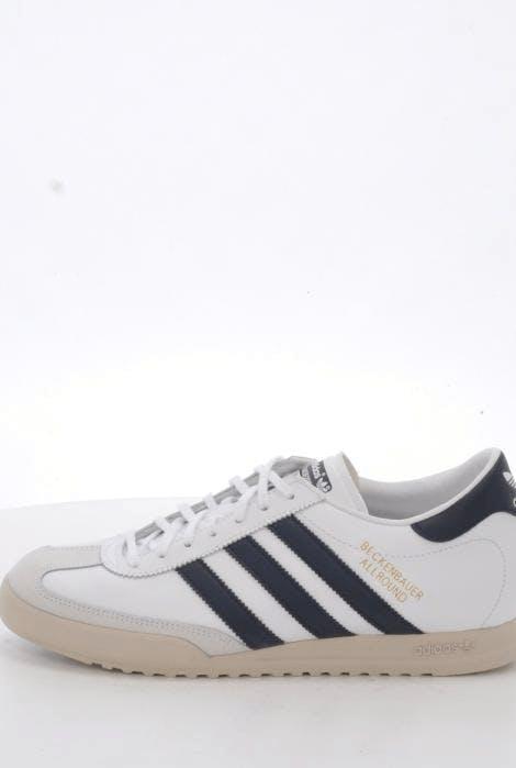 adidas Originals Beckenbauer Allround: GreyWhite | Sneakers