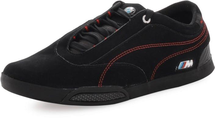 Buy Puma Dorifuto Bmw M Series Nbk Blk Grey black Shoes Online ... 870389b2d