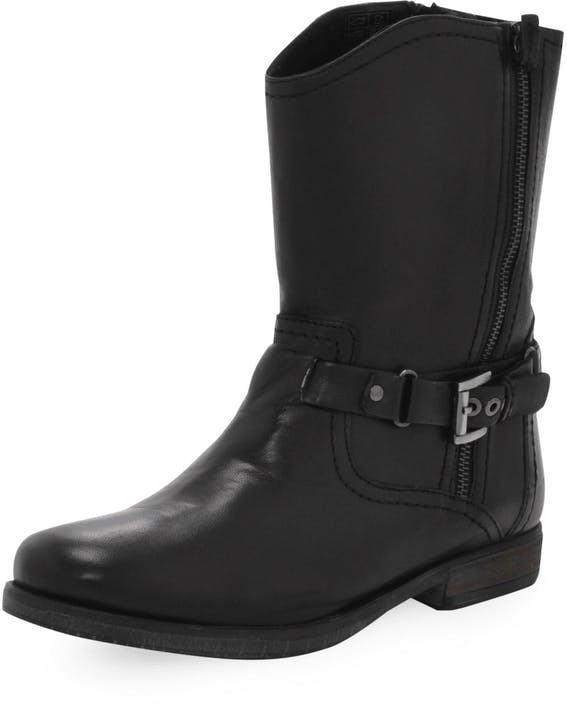 Duffy in Leather - 57-79339 Black