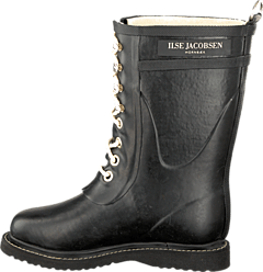 3/4 Rubberboot Black