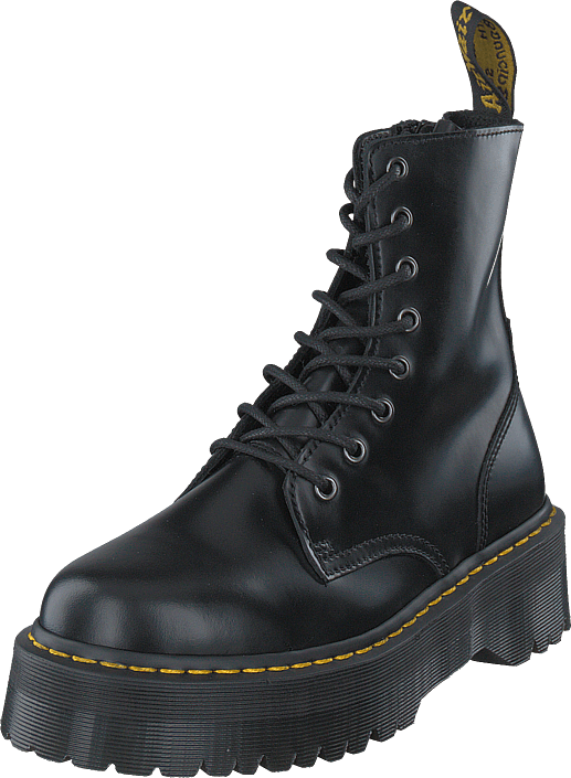101b9c52b Buy Dr Martens Jadon Black black Shoes Online | FOOTWAY.co.uk