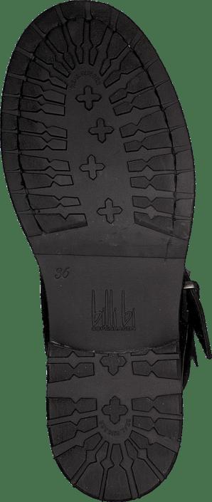 e55929515fd Buy Billi Bi 505 Black Tomcat / Grafite black Shoes Online | FOOTWAY ...
