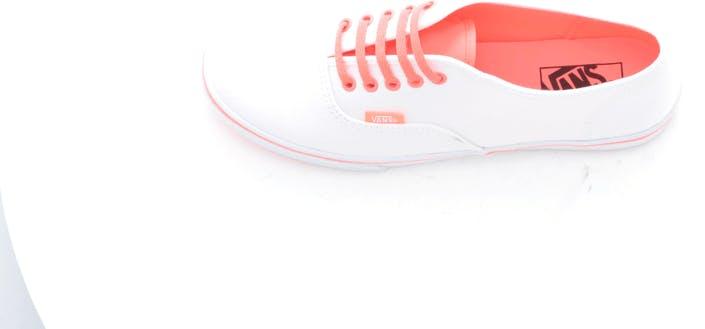 Vans - U Authentic Lo Pro Neon Coral/True White