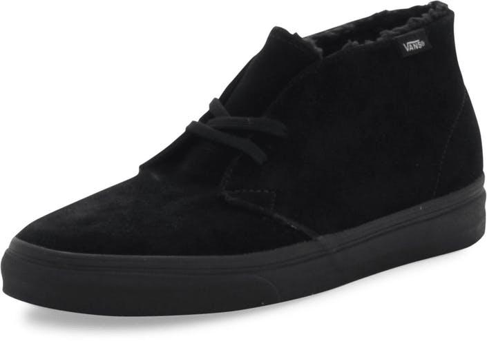 7cf6e71ec0b695 Buy Vans U Chukka Decon Fleece Black black Shoes Online