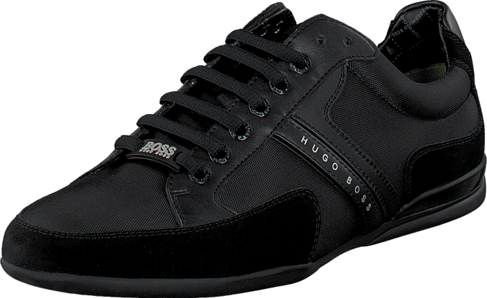 d654de0b07e Buy Boss Green - Hugo Boss Spacit Black black Shoes Online | FOOTWAY.co.uk