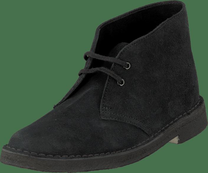 Clarks - Desert Boot Navy Suede
