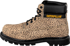 Colorado Black Dot Print Hair Calf