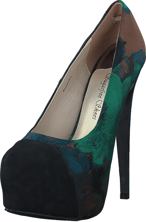 Sugarfree Shoes - Alexandra Green