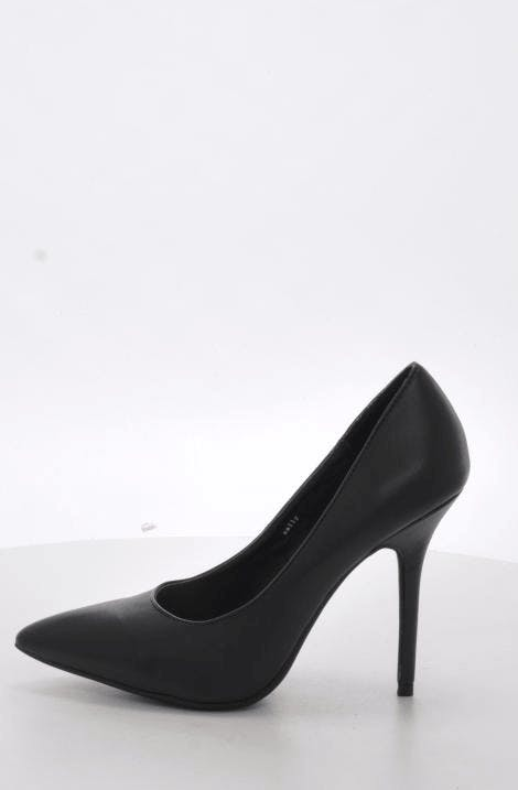 Köp Sugarfree Shoes Sally Black Svarta Skor Online 22701 00