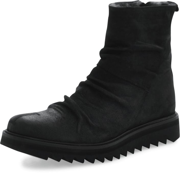Köp V Ave Shoe Repair Walk Boot Black Skor Online | FOOTWAY.se