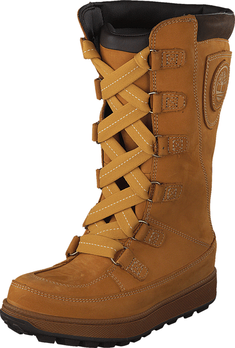 f1812fd2e17 Buy Timberland 39779 Mukluk 8In Wp Lace Up Wheat brown Shoes Online ...