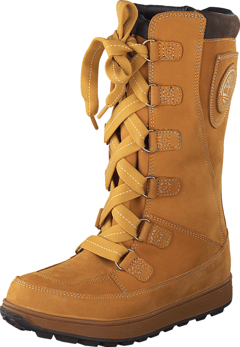 Mukluk 8 Inch WP Lace Up Wheat