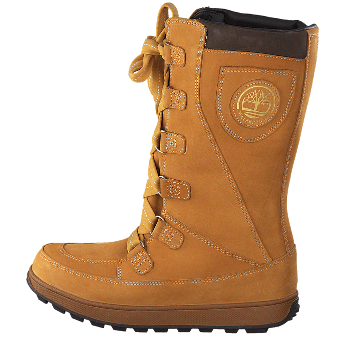 Osta Timberland Mukluk 8 Inch WP Lace Up Wheat kengät Online