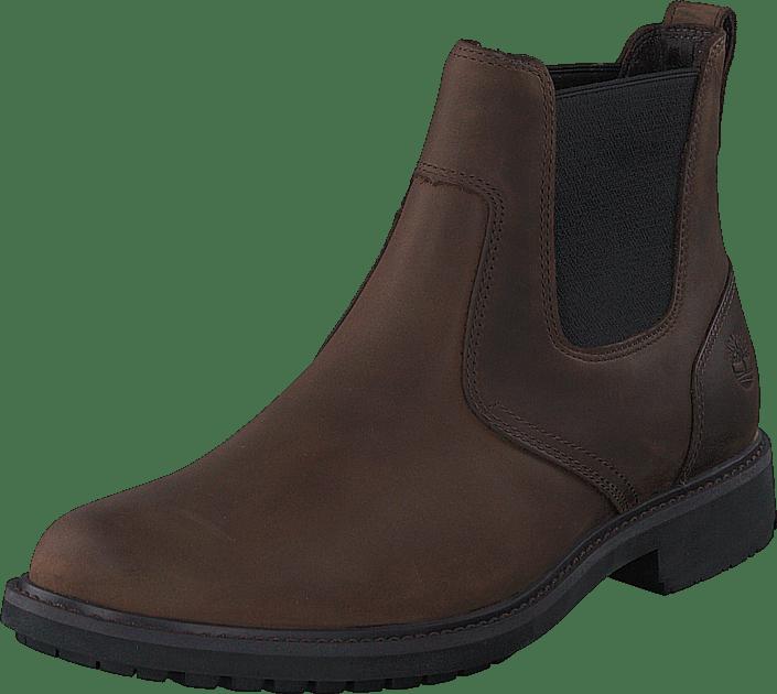 Brown Boots 5552r Sko Ek Storm Timberland Online Kjøp Chelsea Brune Dark v5qYWw
