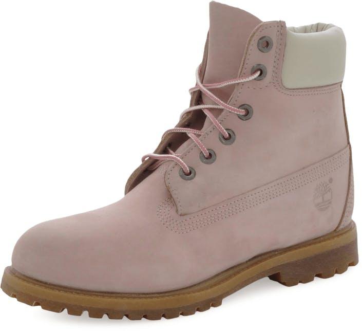 27ad11e32295b Acheter Timberland 8716R Ek 6In Premium Pink Marrons Chaussures ...