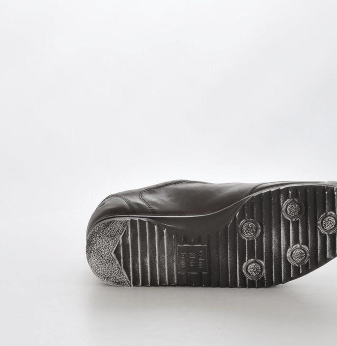 Calvin Klein Jeans - Maximus Distressed Calf DBN Dark Brown
