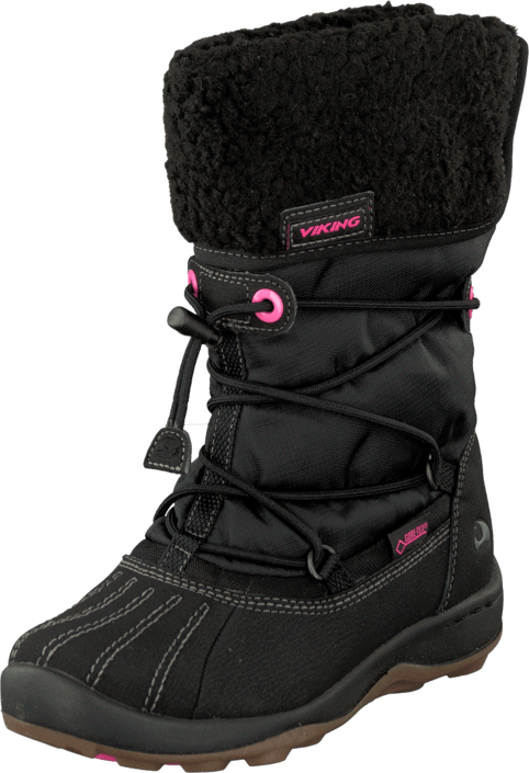 f86b96eb Buy Viking Katla Gtx Black/Pink Black Shoes Online | FOOTWAY.co.uk