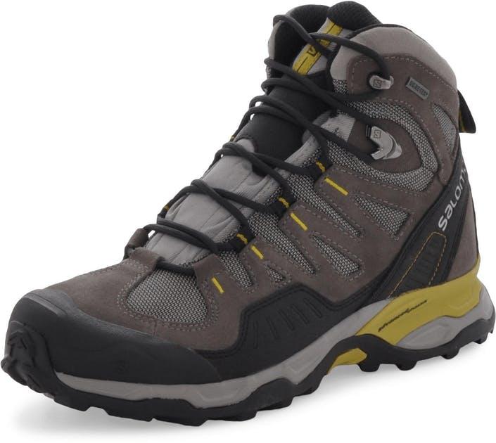 Shoe Salomon Conquest GTX brown