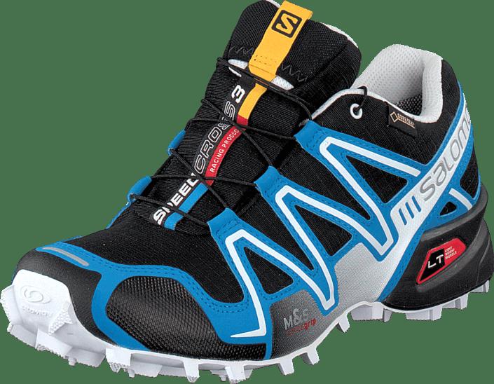 Gtx 3 Salomon Speedcross Blaue Bluewh Schuhe Kaufen Blackmethyl UMzpGSqV